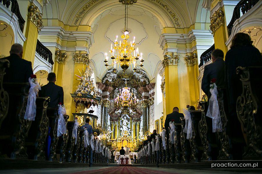 Fotograf ślubny Pałac Sulisław