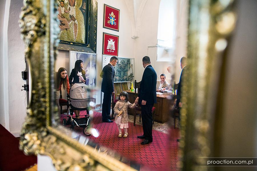 Chrzest Hanny - Galeria z reportażu 12