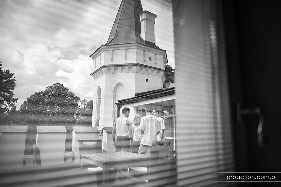 Zdjęcia ślubne Pałac Sulisław 12
