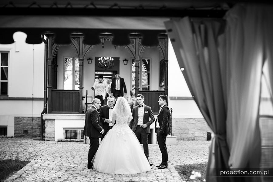 Najlepszy fotograf ślubny Pałac Sulisław 77