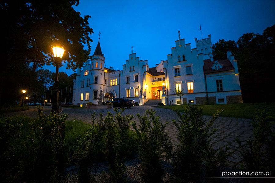 Polecany fotograf ślubny Pałac Sulisław 96