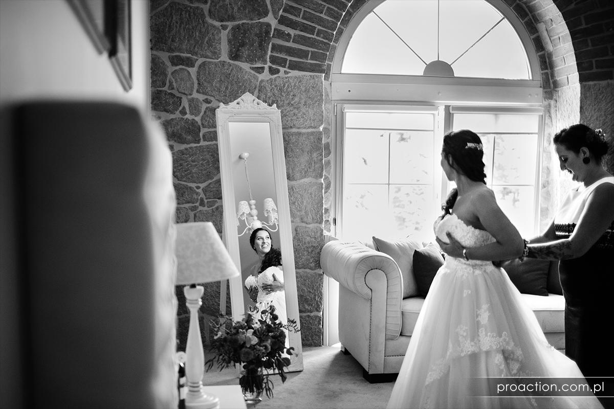 Fotograf ślubny Pałac Brunów