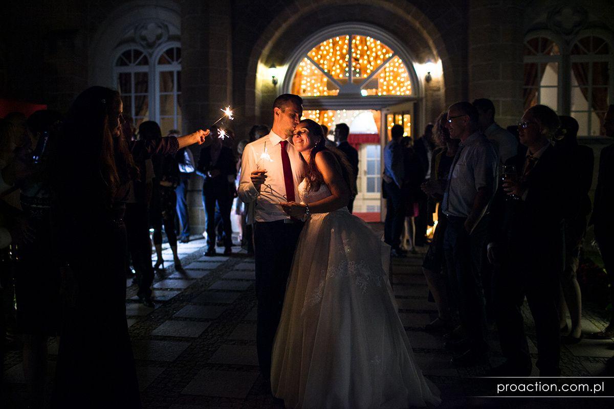 Fotografia ślubna Pałac Brunów