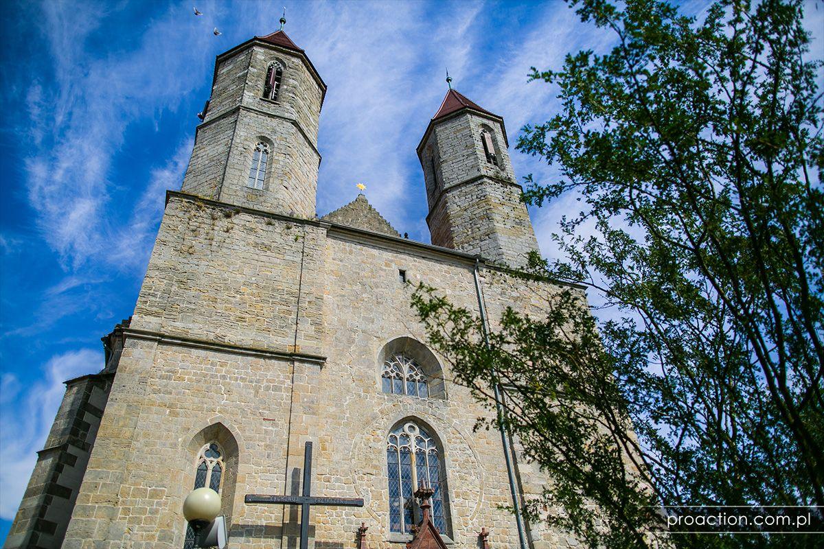 Ślub kościelny Pałac Brunów