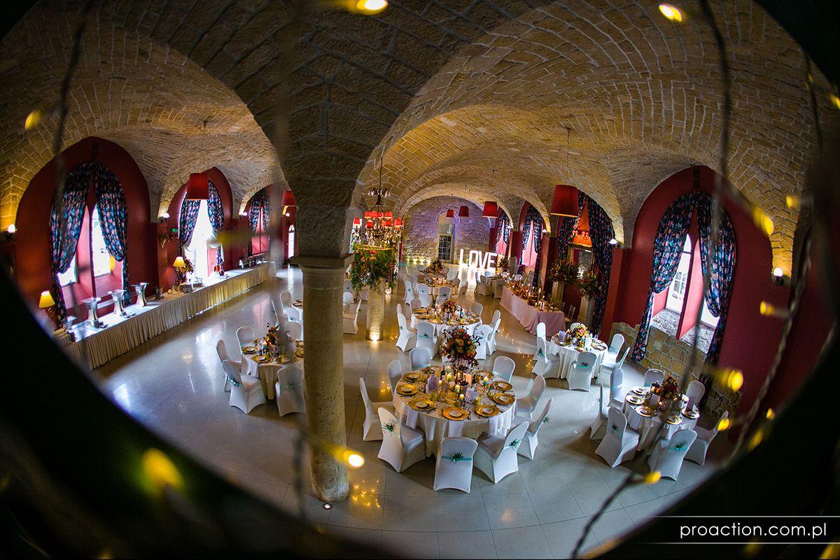 Zdjęcia ślubne Pałac Brunów