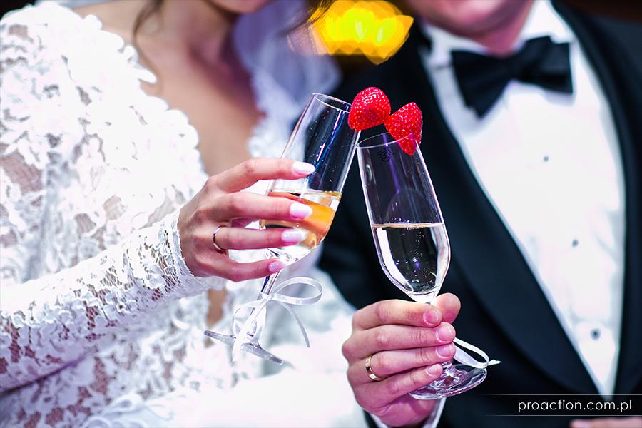Przyjęcie weselne Hotel Gołębiewski