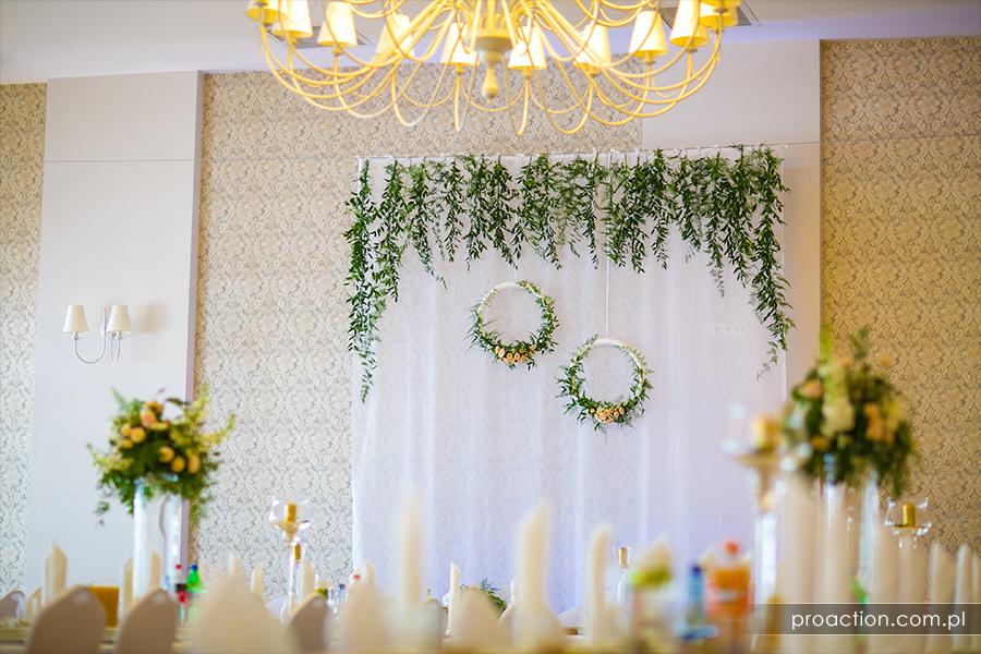 Polecany fotograf ślubny Hotel Trzebnica