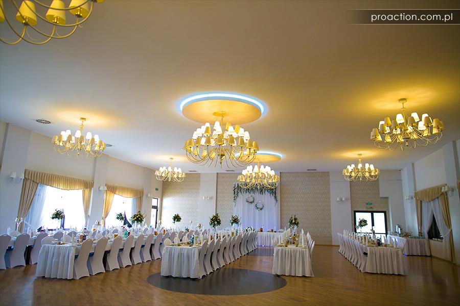 Zdjęcia ślubne Hotel Trzebnica