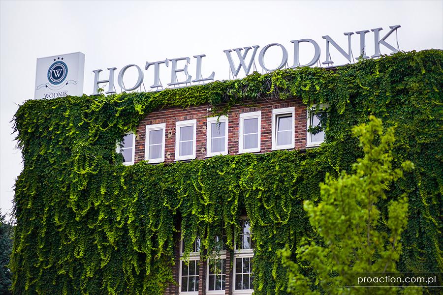 Fotografia ślubna Hotel Wodnik