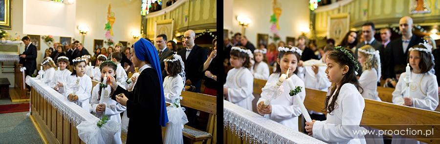 Najpiękniejsze zdjęcia z I Komunii Świętej