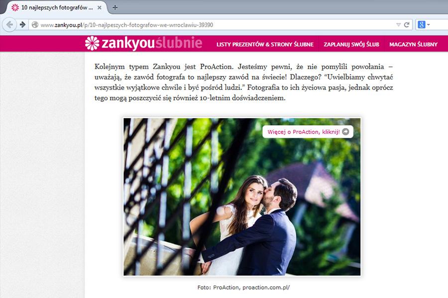 10 najlepszych fotografów we Wrocławiu - galeria 1