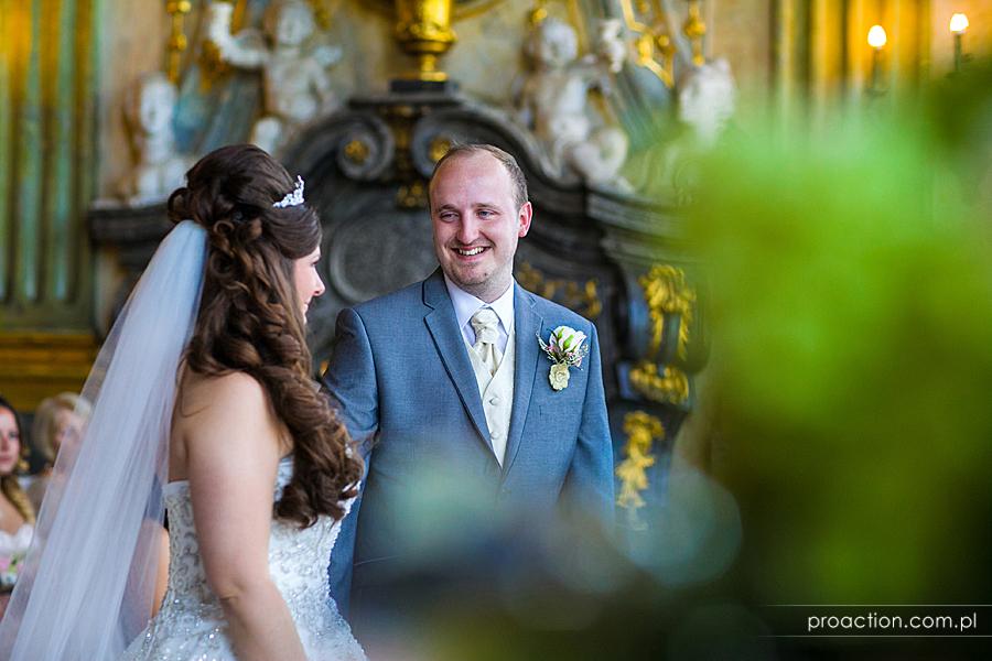 Ślub cywilny Zamek Książ
