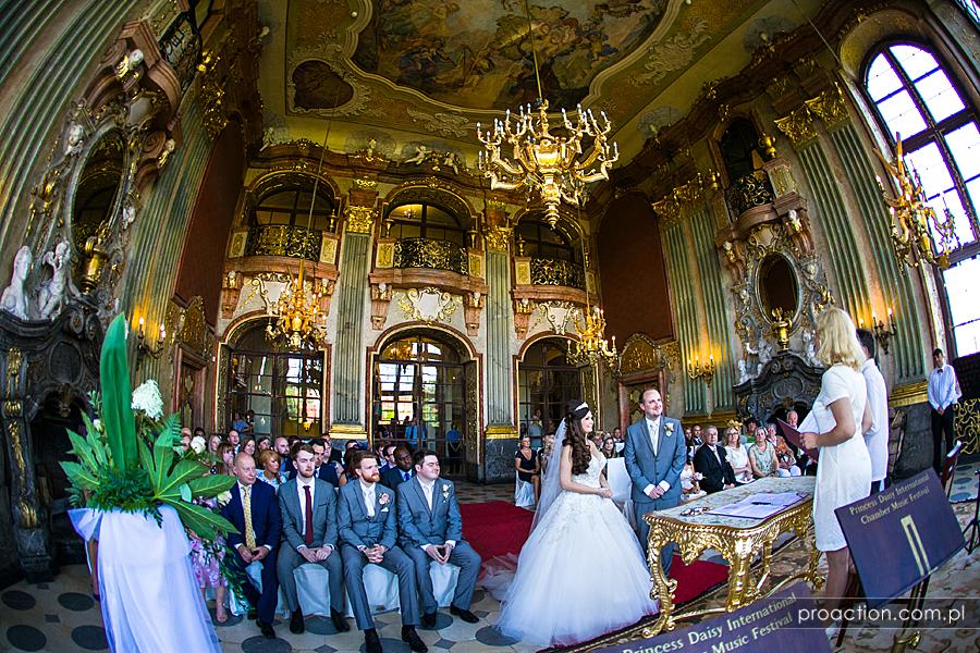 Ślub cywilny Sala Maksymiliana