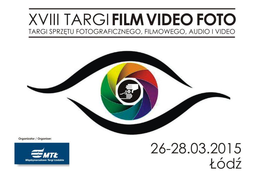 XVIII Targi FILM VIDEO FOTO - Galeria z reportażu 01