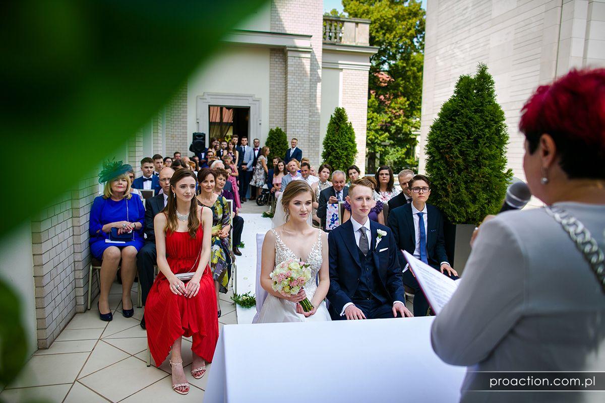 Ślub cywilny Platinum Palace