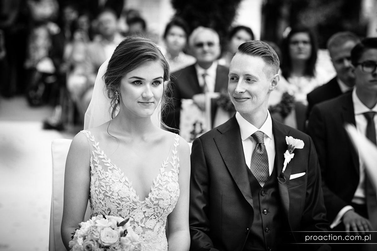 Ślub w plenerze Platinum Palace