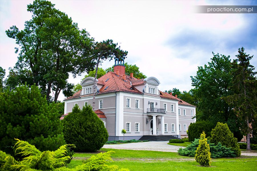 Fotografia ślubna Pałac Konary