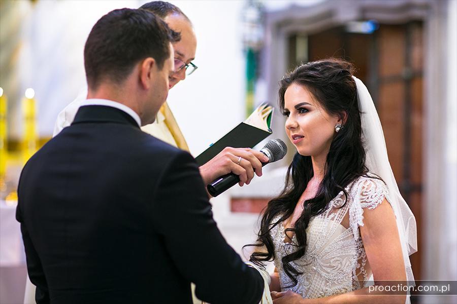 Ceremonia ślubna Pałac Sulisław