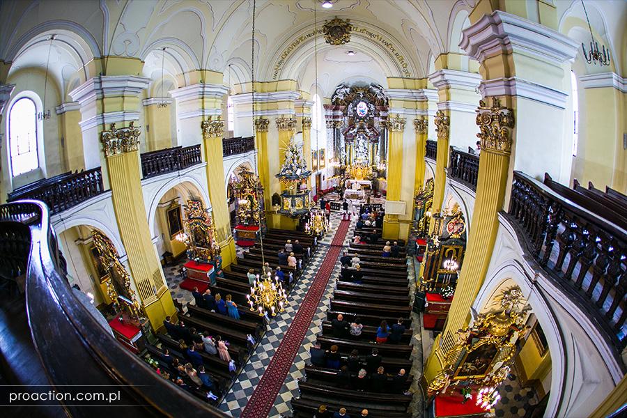 Zdjęcia ślubne Pałac Sulisław