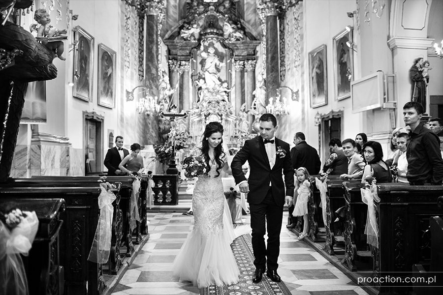 Fotograf na ślub Pałac Sulisław
