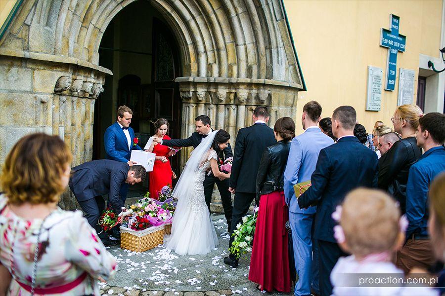 Przyjęcie weselne Pałac Sulisław