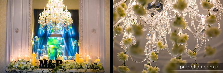 Zdjęcia ze ślubu Platinum Palace