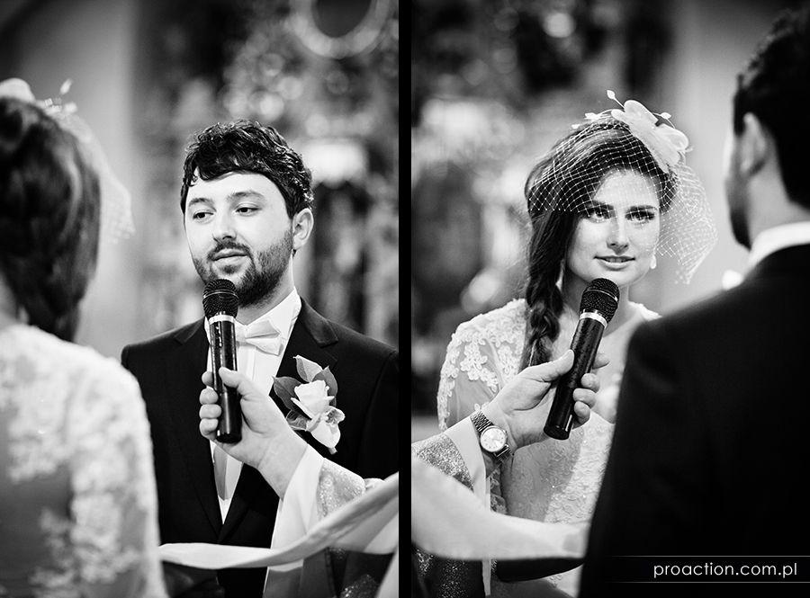 Ceremonia ślubna Pałac Wojanów