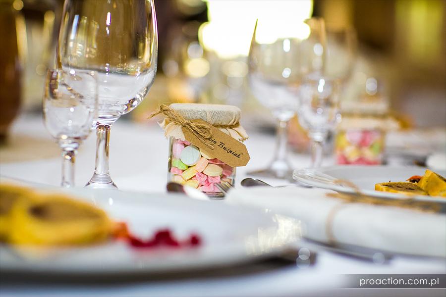 Przyjęcie weselne Stara Garbarnia
