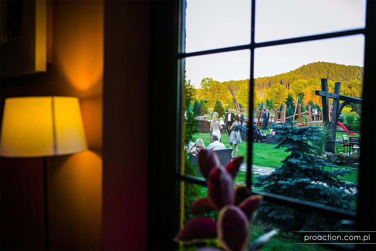Ślub cywilny Restauracja Tajemniczy Ogród Szczytna