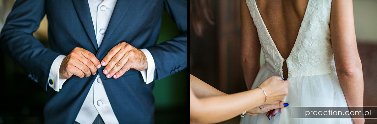 Zdjęcia ślubne Restauracja Tajemniczy Ogród Szczytna