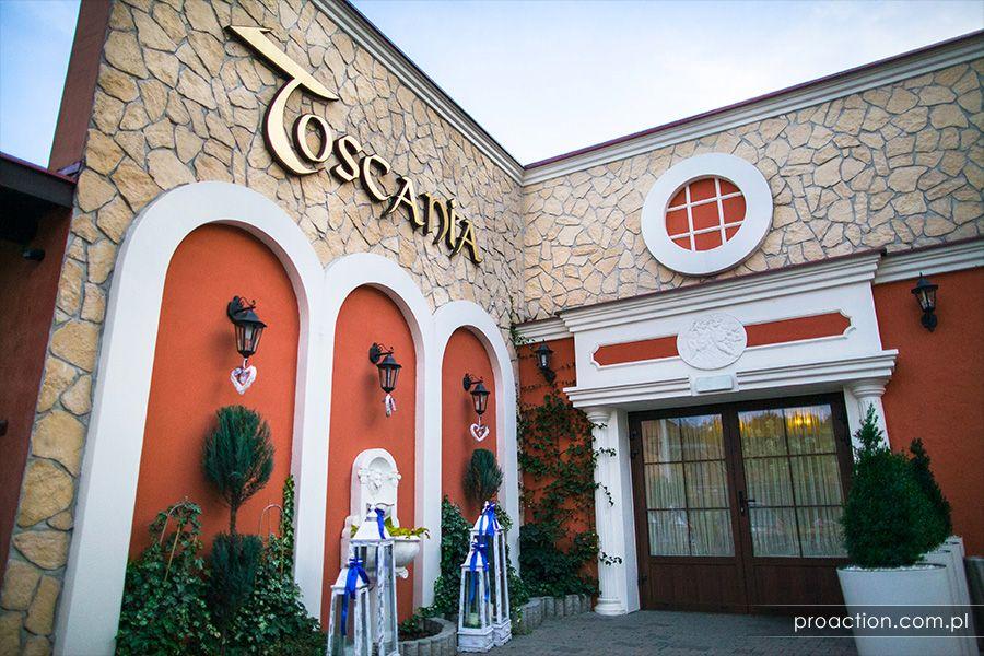 Przyjęcie weselne Toscania