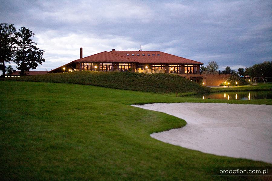 Przyjęcie weselne Toya Golf