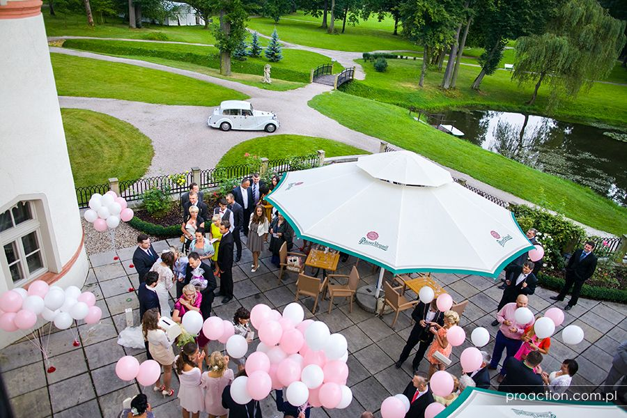 Ślub cywilny Pałac Wojanów
