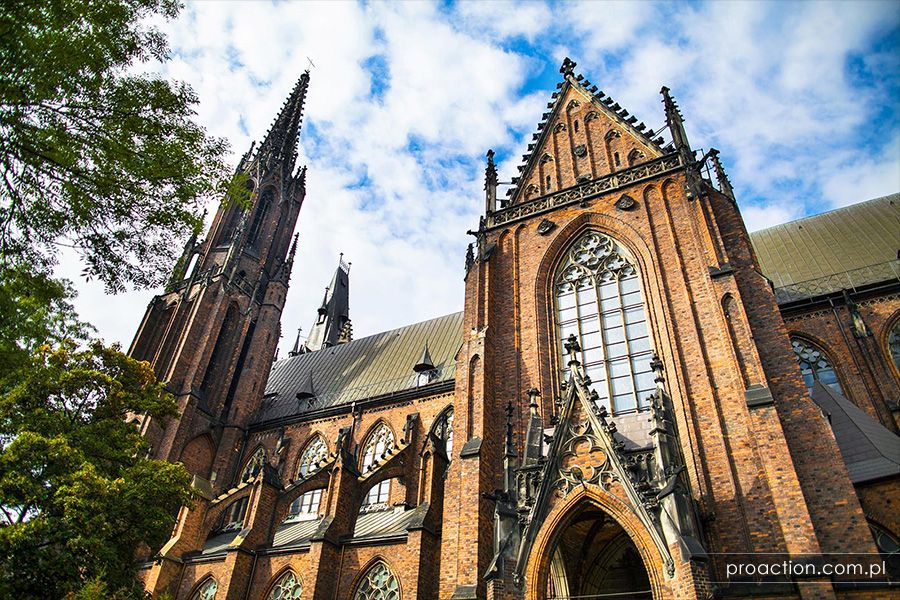 Najpiękniejsze kościoły Wrocław